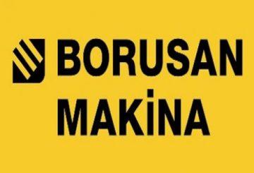 Borusan Makina