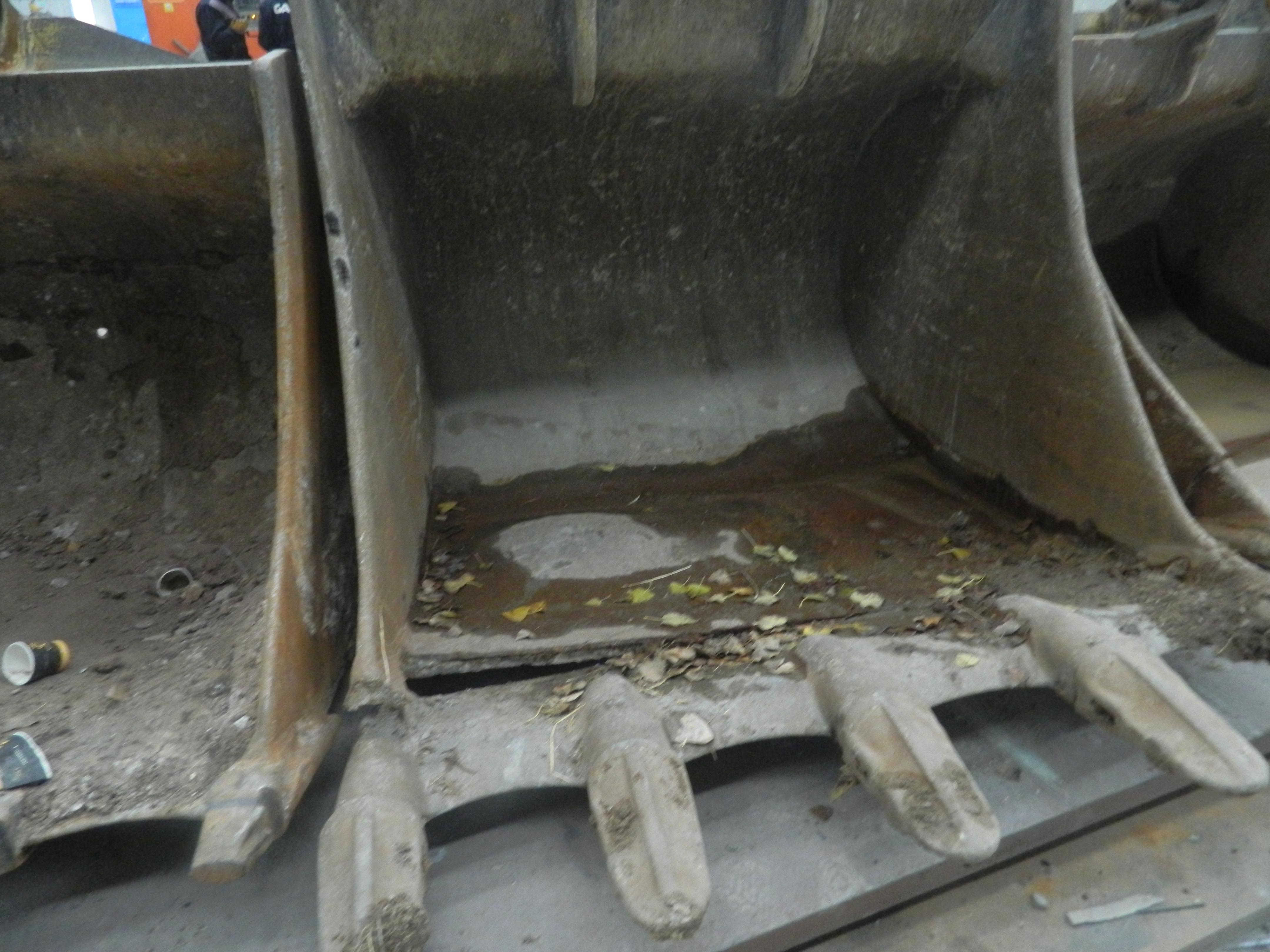 pc400 ekskavatör kova tadilatı