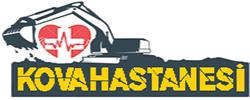ekskavatör kova logo