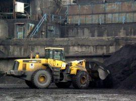 Loder Kömür Yükleme Kovası