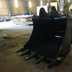 Ekskavatör Kova Üretimi 16.03.2021 (2)